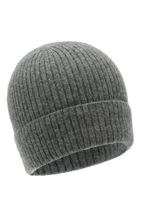 Детского шапка lyon CANOE темно-серого цвета, арт. 5912271 | Фото 1