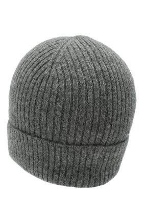 Детского шапка lyon CANOE темно-серого цвета, арт. 5912271 | Фото 2