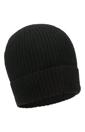 Детского шапка lyon CANOE черного цвета, арт. 5912210 | Фото 1