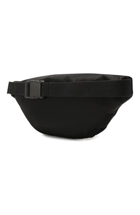 Детская поясная сумка NO. 21 черного цвета, арт. N214A9/N0076/N21W2U | Фото 2