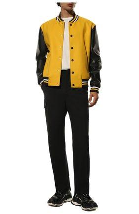 Мужские кроссовки BERLUTI черного цвета, арт. S4781-007 | Фото 2