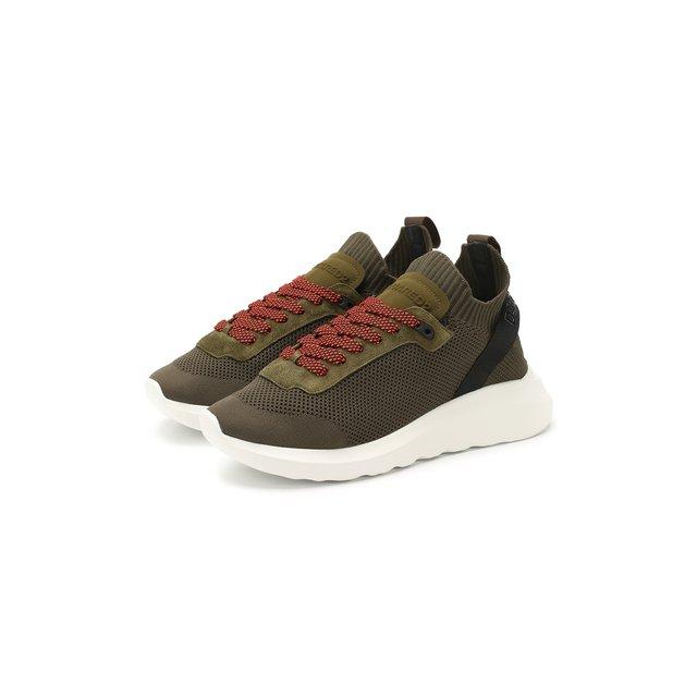 Текстильные кроссовки Dsquared2 — Текстильные кроссовки