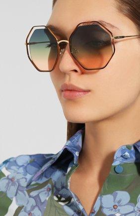 Солнцезащитные очки Poppy | Фото №2