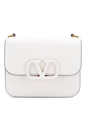 Женская сумка valentino garavani vsling small VALENTINO белого цвета, арт. TW2B0F01/RQR | Фото 1