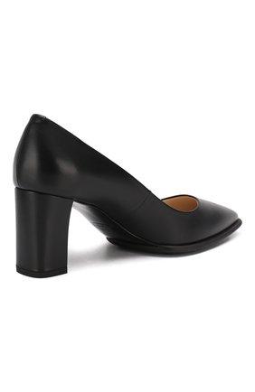 Кожаные туфли | Фото №4