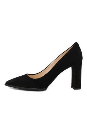 Замшевые туфли   Фото №3