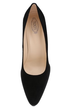 Замшевые туфли   Фото №5