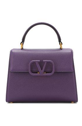Женская сумка valentino garavani vsling small VALENTINO фиолетового цвета, арт. TW2B0F53/KGW | Фото 1