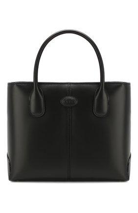 Женская сумка d-styling TOD'S черного цвета, арт. XBWDBAA0200RII | Фото 1