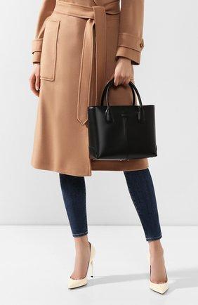Женская сумка d-styling TOD'S черного цвета, арт. XBWDBAA0200RII | Фото 2