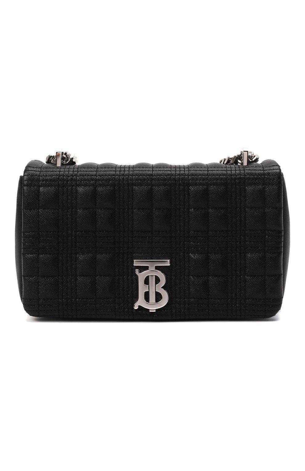 Женская сумка lola small BURBERRY черного цвета, арт. 8022599   Фото 1