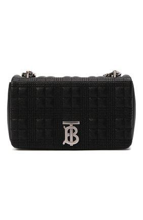 Женская сумка lola small BURBERRY черного цвета, арт. 8022599 | Фото 1