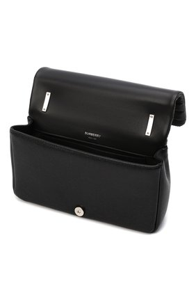 Женская сумка lola small BURBERRY черного цвета, арт. 8022599   Фото 5