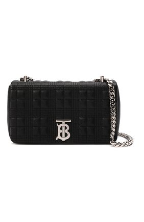 Женская сумка lola small BURBERRY черного цвета, арт. 8022599   Фото 6