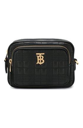 Женская сумка tb small BURBERRY черного цвета, арт. 8020757   Фото 1