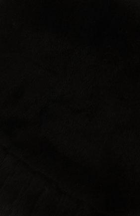 Женская шапка из меха норки FURLAND черного цвета, арт. 0001400110129300000 | Фото 3