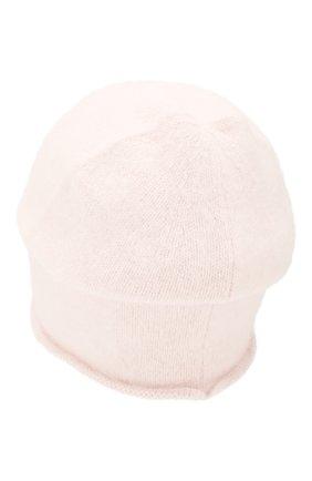 Женская шерстяная шапка rein CANOE светло-розового цвета, арт. 4920666 | Фото 2