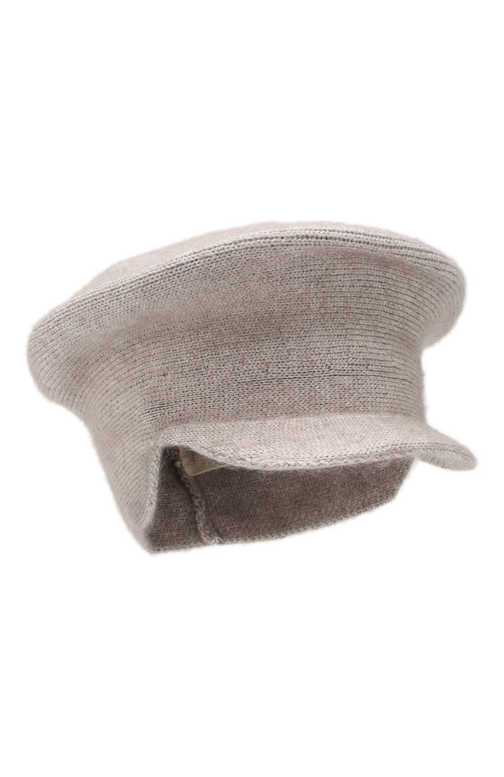 Женская кепка crepi CANOE светло-серого цвета, арт. 4918572 | Фото 1
