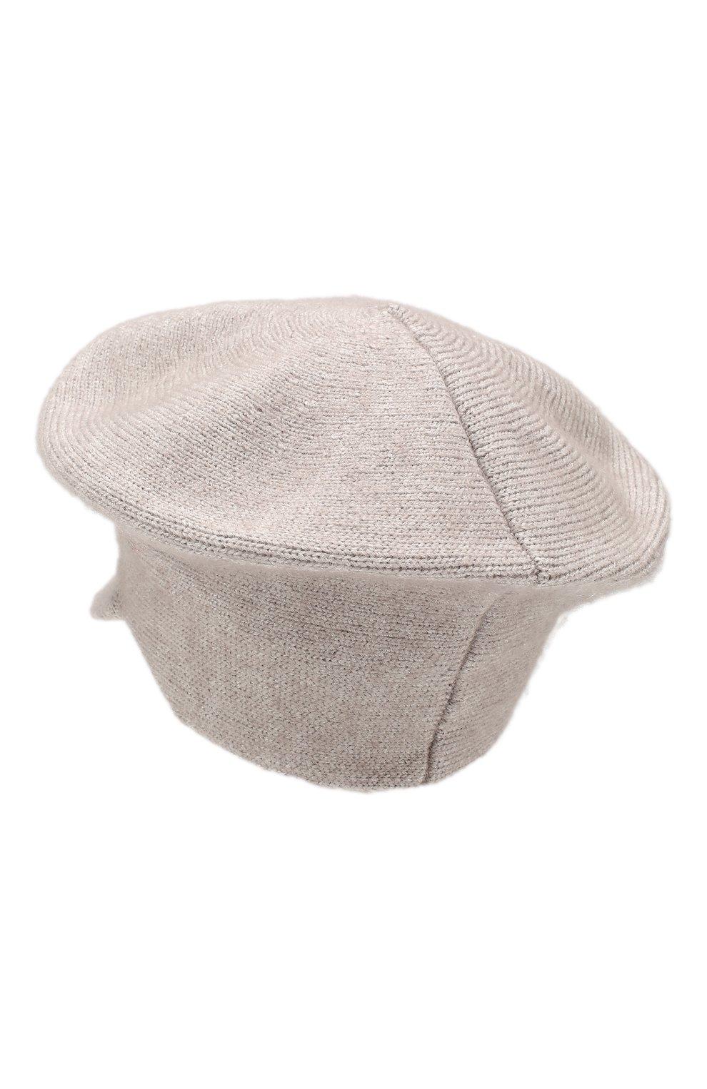 Женская кепка crepi CANOE светло-серого цвета, арт. 4918572 | Фото 2