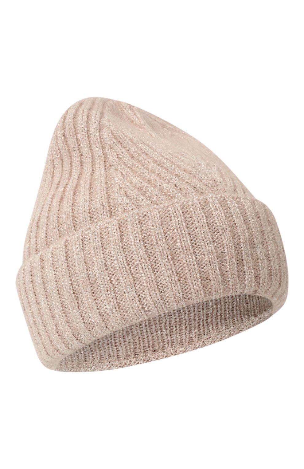 Женская шапка monica CANOE бежевого цвета, арт. 4918269 | Фото 1