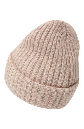 Женская шапка monica CANOE бежевого цвета, арт. 4918269 | Фото 3