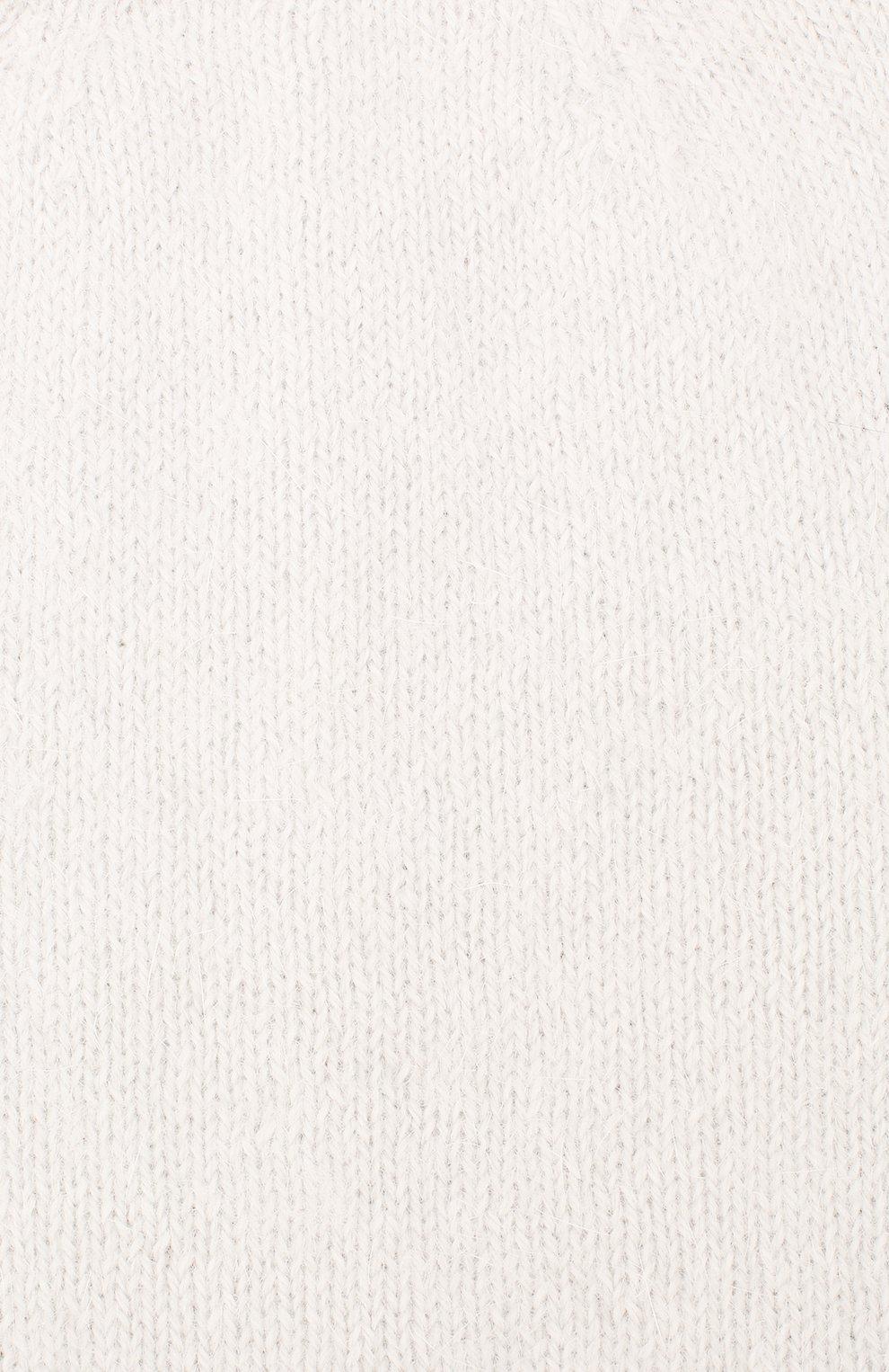 Женская шерстяная шапка rein CANOE светло-серого цвета, арт. 4920672 | Фото 3