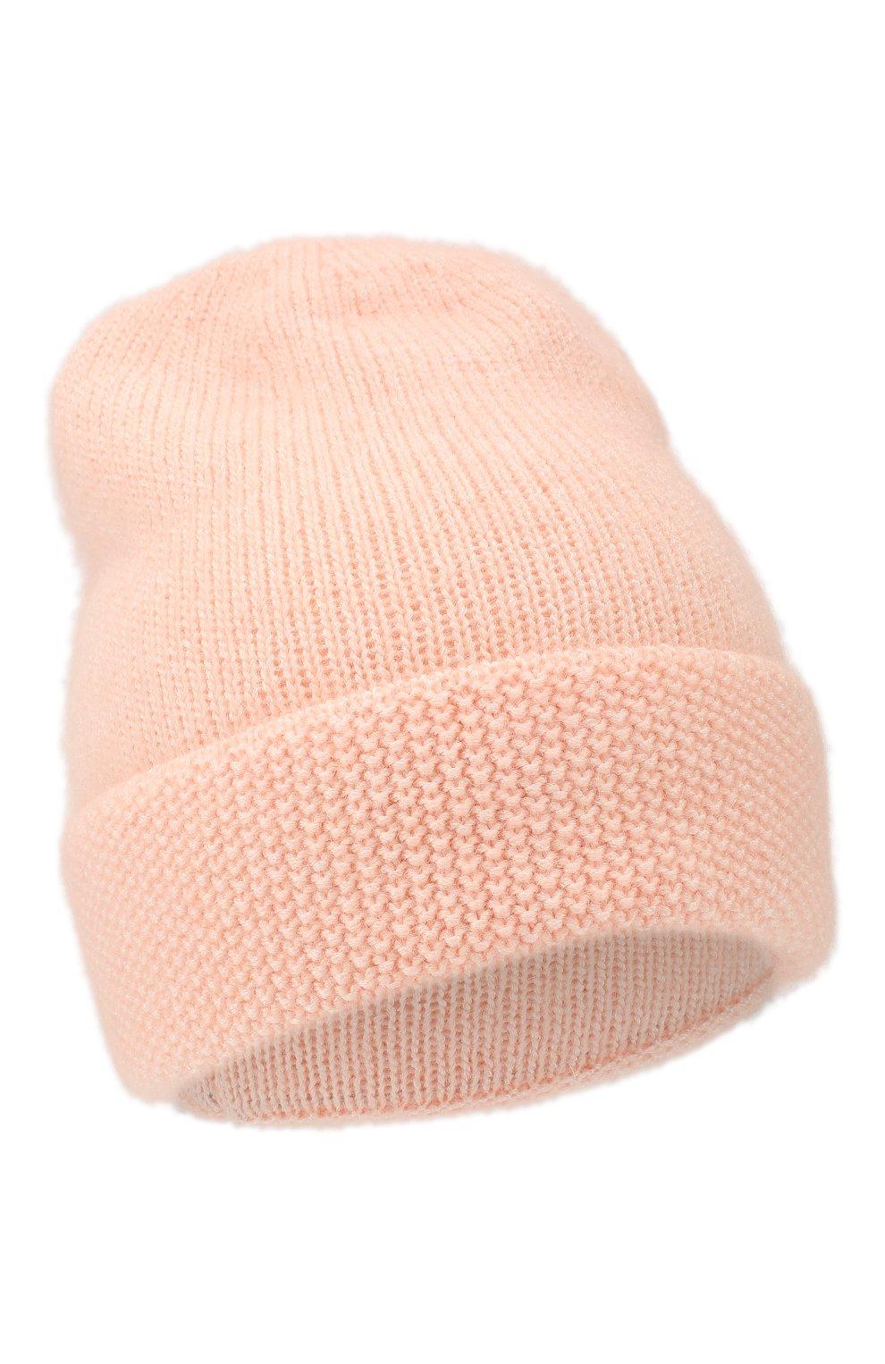 Женская шапка odette CANOE светло-розового цвета, арт. 4918466   Фото 1