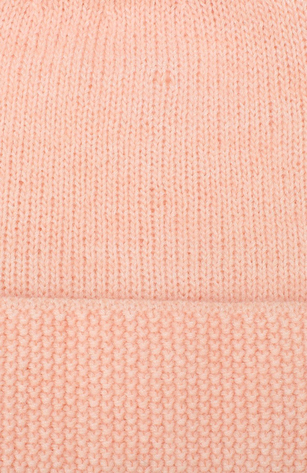 Женская шапка odette CANOE светло-розового цвета, арт. 4918466   Фото 3