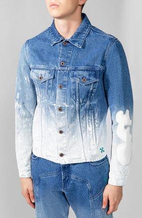 Джинсовая куртка | Фото №2