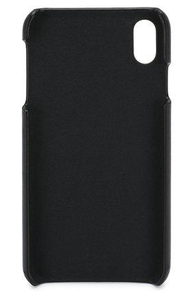 Мужской чехол для iphone xs max CHLOÉ темно-синего цвета, арт. CHC19AD738B29 | Фото 2