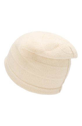 Мужская шапка TEGIN белого цвета, арт. 1972A | Фото 2