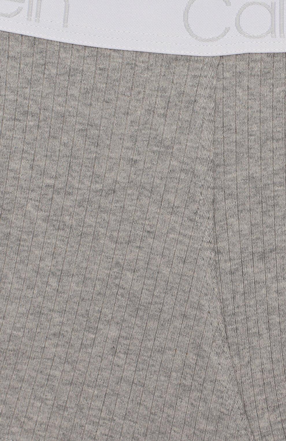 Детские комплект из 2-х боксеров CALVIN KLEIN серого цвета, арт. B70B700211 | Фото 8