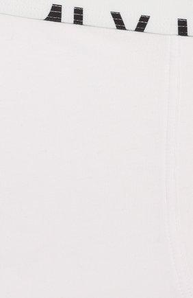 Детские комплект из 2-х боксеров CALVIN KLEIN черно-белого цвета, арт. B70B700208   Фото 7