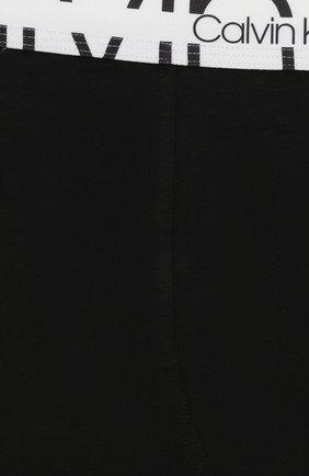 Детские комплект из 2-х боксеров CALVIN KLEIN черно-белого цвета, арт. B70B700208   Фото 8