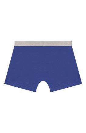 Детские комплект из 2-х боксеров CALVIN KLEIN синего цвета, арт. B70B700210 | Фото 6