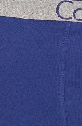 Детские комплект из 2-х боксеров CALVIN KLEIN синего цвета, арт. B70B700210 | Фото 8