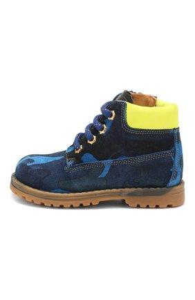 Кожаные ботинки | Фото №2