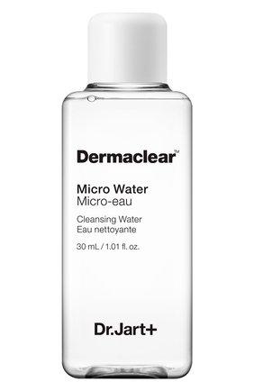 Женского биоводородная микровода для очищения и тонизирования кожи dermaclear DR.JART+ бесцветного цвета, арт. 8809642710214 | Фото 1