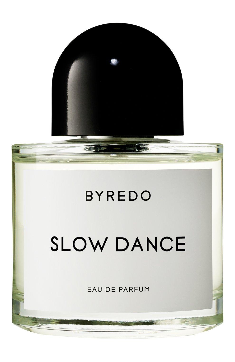 Женский парфюмерная вода slow dance BYREDO бесцветного цвета, арт. 7340032824537   Фото 1