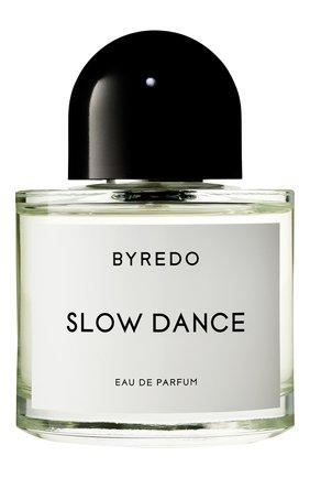 Женский парфюмерная вода slow dance BYREDO бесцветного цвета, арт. 7340032824537 | Фото 1