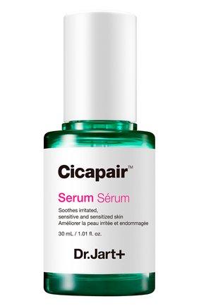 Женская восстанавливающая сыворотка для лица cicapair DR.JART+ бесцветного цвета, арт. 8809535806215 | Фото 1