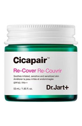 Восстанавливающий сс-крем корректирующий цвет лица spf40 pa++ DR.JART+ бесцветного цвета, арт. 8809642711655 | Фото 1