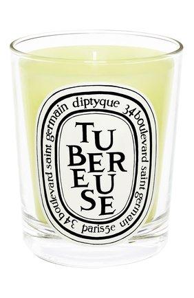 Мужская свеча tubereuse DIPTYQUE бесцветного цвета, арт. 3700431403827 | Фото 1
