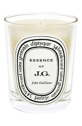 Свеча Essence Of John Galliano | Фото №1