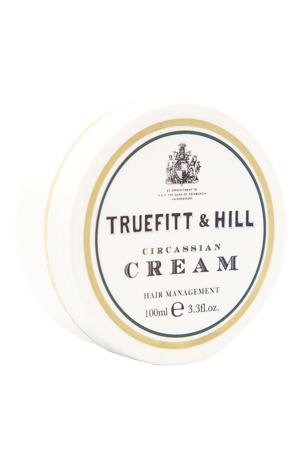 Мужского крем для укладки средней фиксации TRUEFITT&HILL бесцветного цвета, арт. 00494 | Фото 1 (Статус проверки: Проверена категория)