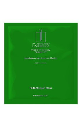 Женская маска для лица perfect liquid mask MEDICAL BEAUTY RESEARCH бесцветного цвета, арт. 1457 | Фото 1