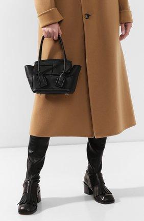 Женская сумка arco 29 BOTTEGA VENETA черного цвета, арт. 600606/VCP11 | Фото 2
