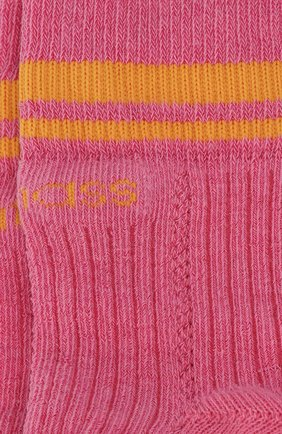 Женские носки CHANTAL THOMASS розового цвета, арт. T756_роз | Фото 2