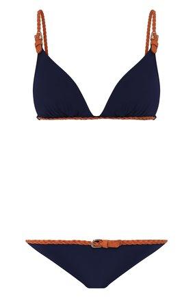 Женский раздельный купальник GOTTEX синего цвета, арт. 20BM943   Фото 1