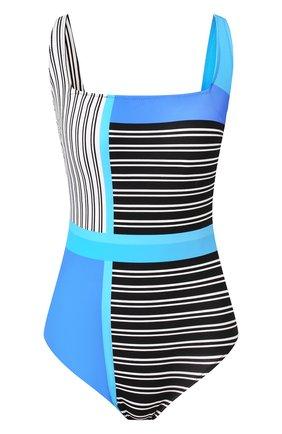 Женский слитный купальник GOTTEX синего цвета, арт. 20BL172   Фото 1